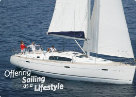 Offering Sailing as a Lifestyle