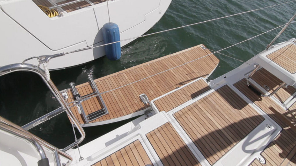 Oceanis 41 1 BoatTEST Review | Sail Place