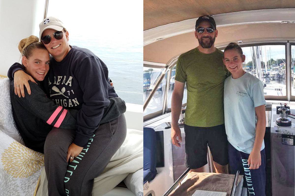 my memorable sailing experiences with my family Despite enjoying one of the most memorable summers of my adult life, what with my girlfriend karen agreeing to marry me, the seesaw that is the work-life balance was .
